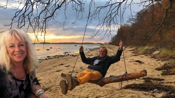 Ideen am Strand